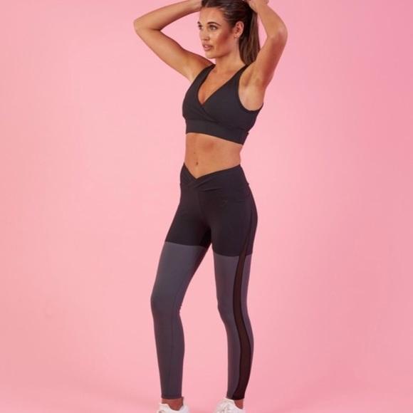 bc9724409d1ef Gymshark Pants   Nwt Nikki Blackketter Leggings Small   Poshmark